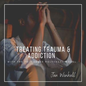 Treating Trauma and Addiction with Jan workshop cover