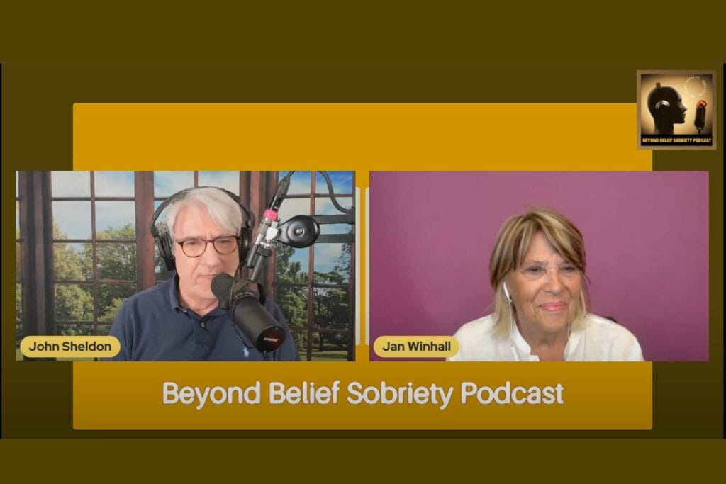 beyond-belief-sobriety-podcast episode cover image
